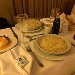 jantar no quarto - caro mas de delicioso