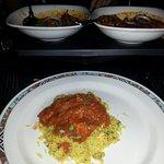 Lovely Naga curry.