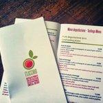 Il nuovo menù - the new menu