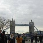 Tower Bridge (no London bridge)