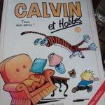 Calvin et Hobbs in French