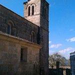 Iglesia románica a 300 m.