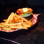 GLUTEN FREE Burgers and Fries!!!