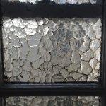 Bathroom Window Dirty
