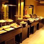 Dessertbuffet abends