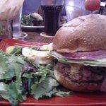 Amazing hamburger