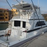 Yacht from Adrenaline Tours Curacao