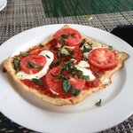 Margherita Flat Bread