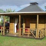 Cabaña para 2 o 3 personas