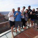 Eagle point skywalk