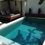 Get the pool villa!!!
