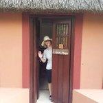 Entrance to Casa Maya