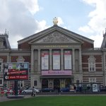 Museumplein - View against Concertgebouw