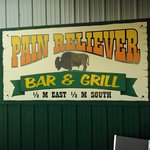 Pain Reliever Bar & Grill - Buffalo Trading Company