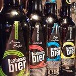 Cabesas bier de Tacuarembó