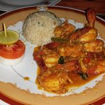 Sri Lanka shrimp