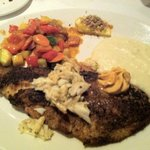 Blackened Drum... Yum!