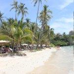 Beach area Kantary Bay