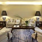 Executive Suite Blue