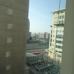 view from room 503