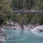 bridge and gorge