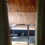 indoor jacuzzi per cabana