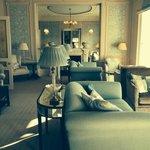 hotel sittingroom