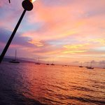 Sunset from the Honu