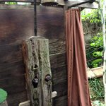 Manis House (outdoor shower)