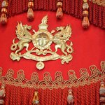 Coat of arms on coach