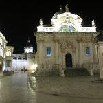 夜のヴラホ教会