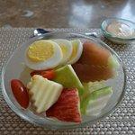 Breakfast - Fruit Platter