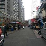 Fengjia Night Market in the morning