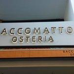 Baccomatto Osteria Italian Restaurant