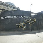 The huge wall sculpture is based on a tiny and delicate Salamander, part of the Cheapside Hoard