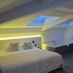 Top floor deluxe room