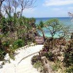 приватный пляж отеля