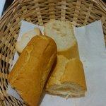 El pan para cuatro personas