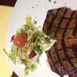 300 gram rump steak