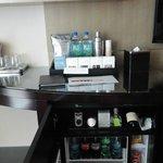 Bedroom - Mini Bar Area