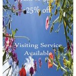 25% Discounted Offer