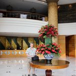 Entrada al hotel - At the hall