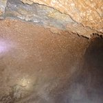 What is inside the lava cave...