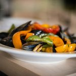 Steamed mussels !!!