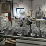 Chrystal examples of the factory