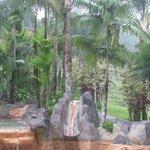 Arenal paraiso tuin