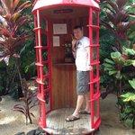 Free phone call home