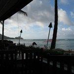 Early morning rain, Ocean House