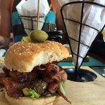 Best Burger on the Island