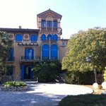Edificio modernista de Domenech i Muntane